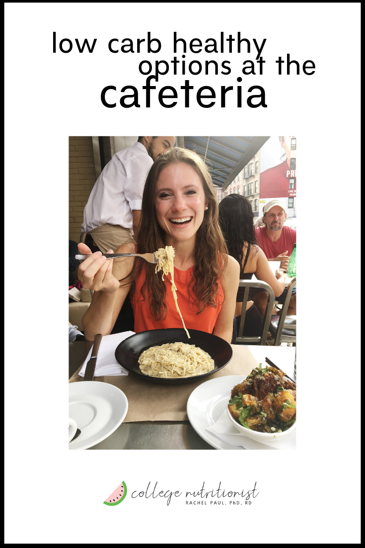 How to Navigate & What To Order in Cafeterias
