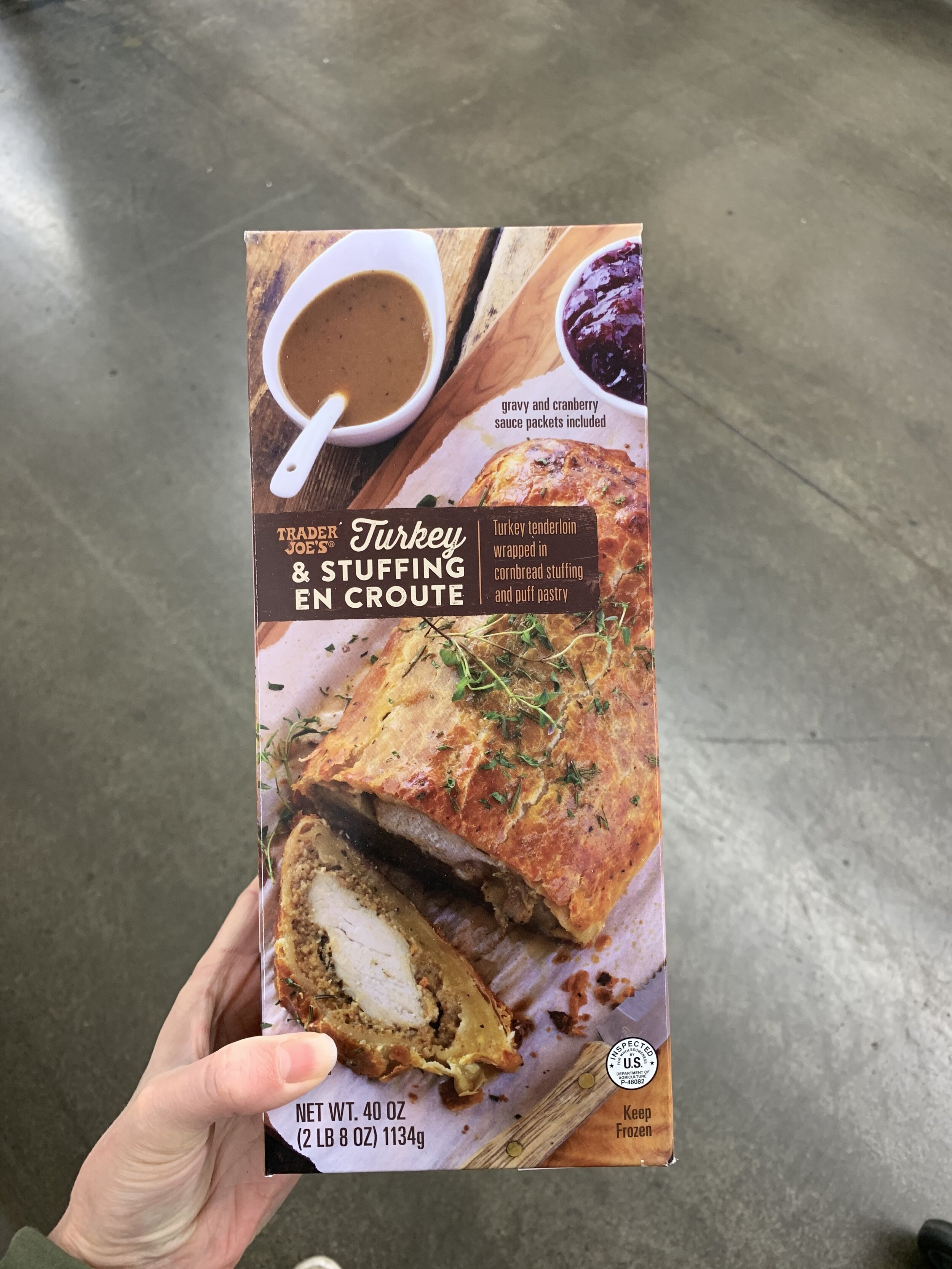 Low Carb Thanksgiving Shortcuts At Trader Joe S The College Nutritionist