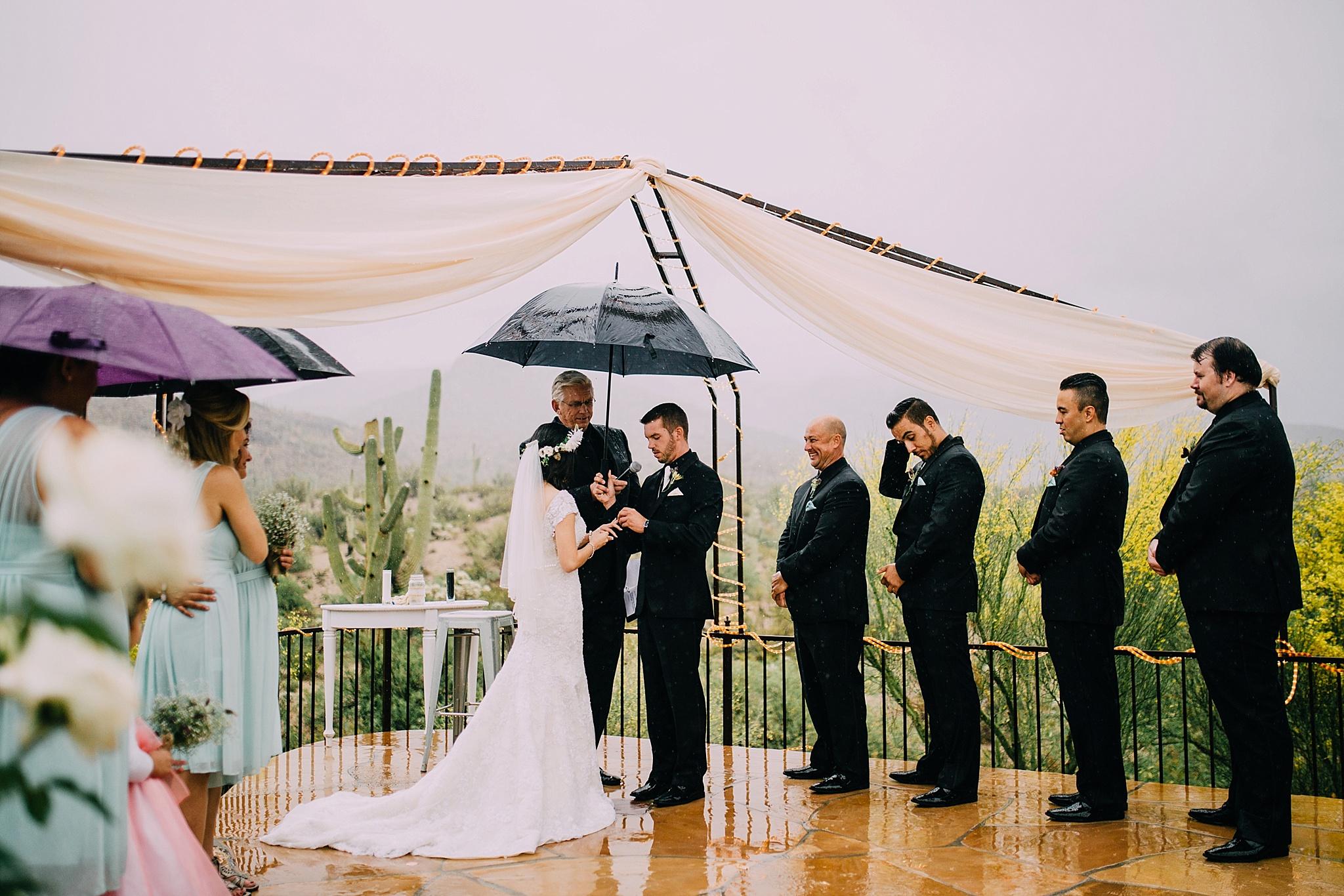 saguaro buttes tucson arizona wedding
