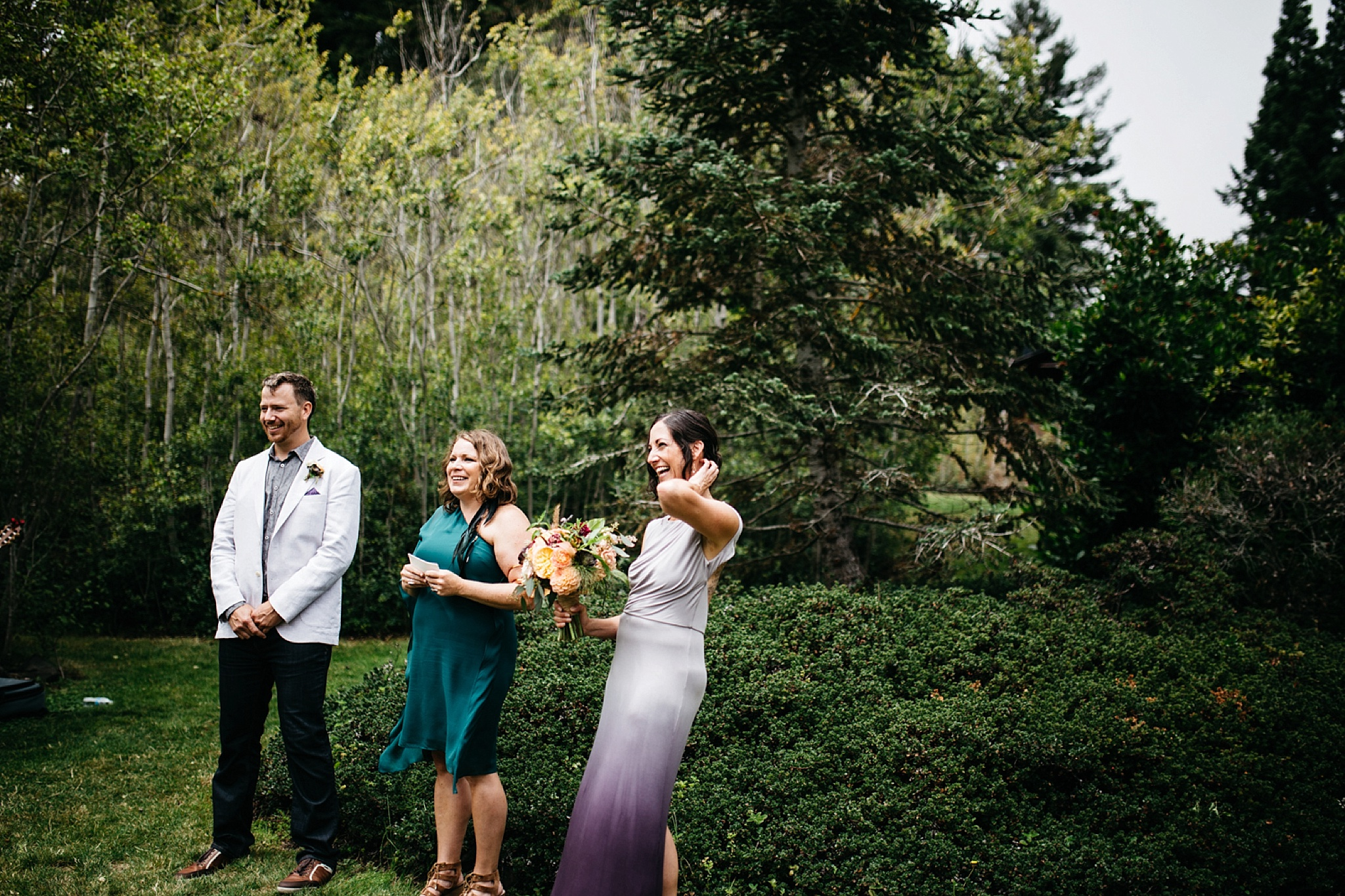 tilden botanical garden wedding in berkeley