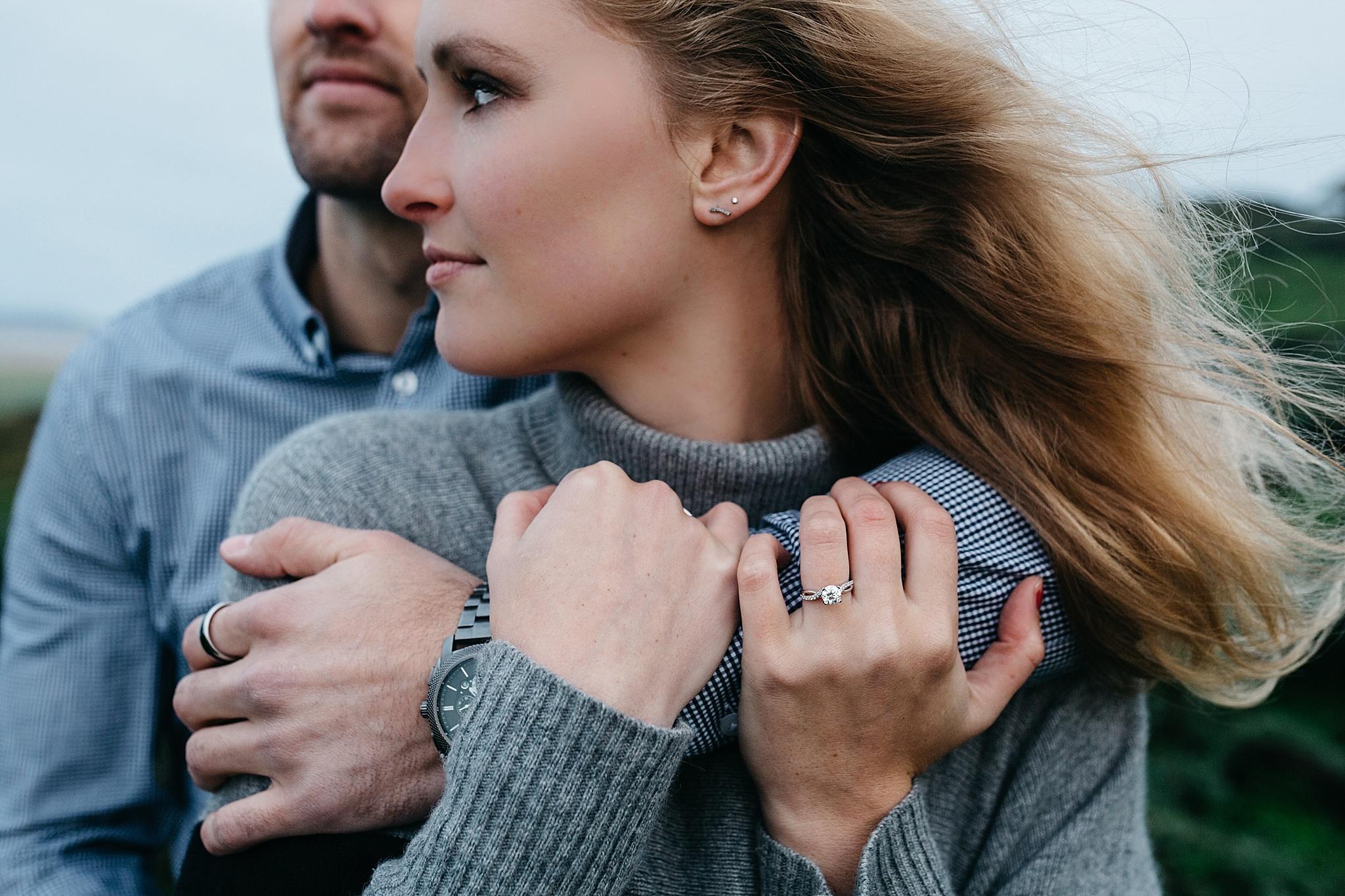 point reyes marriage proposal - sf wedding photographers - sf bay area wedding photographers