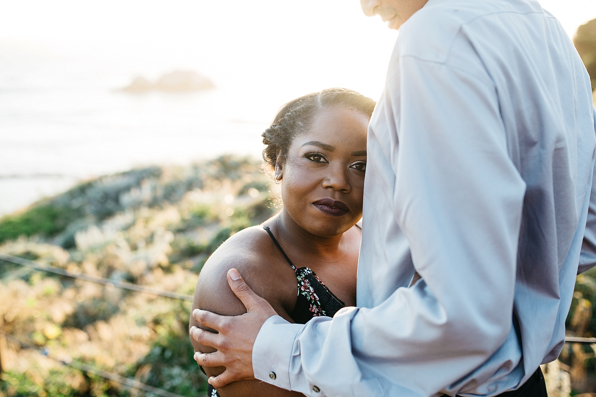 San Francisco engagement photos - Sf Bay Area wedding photographer