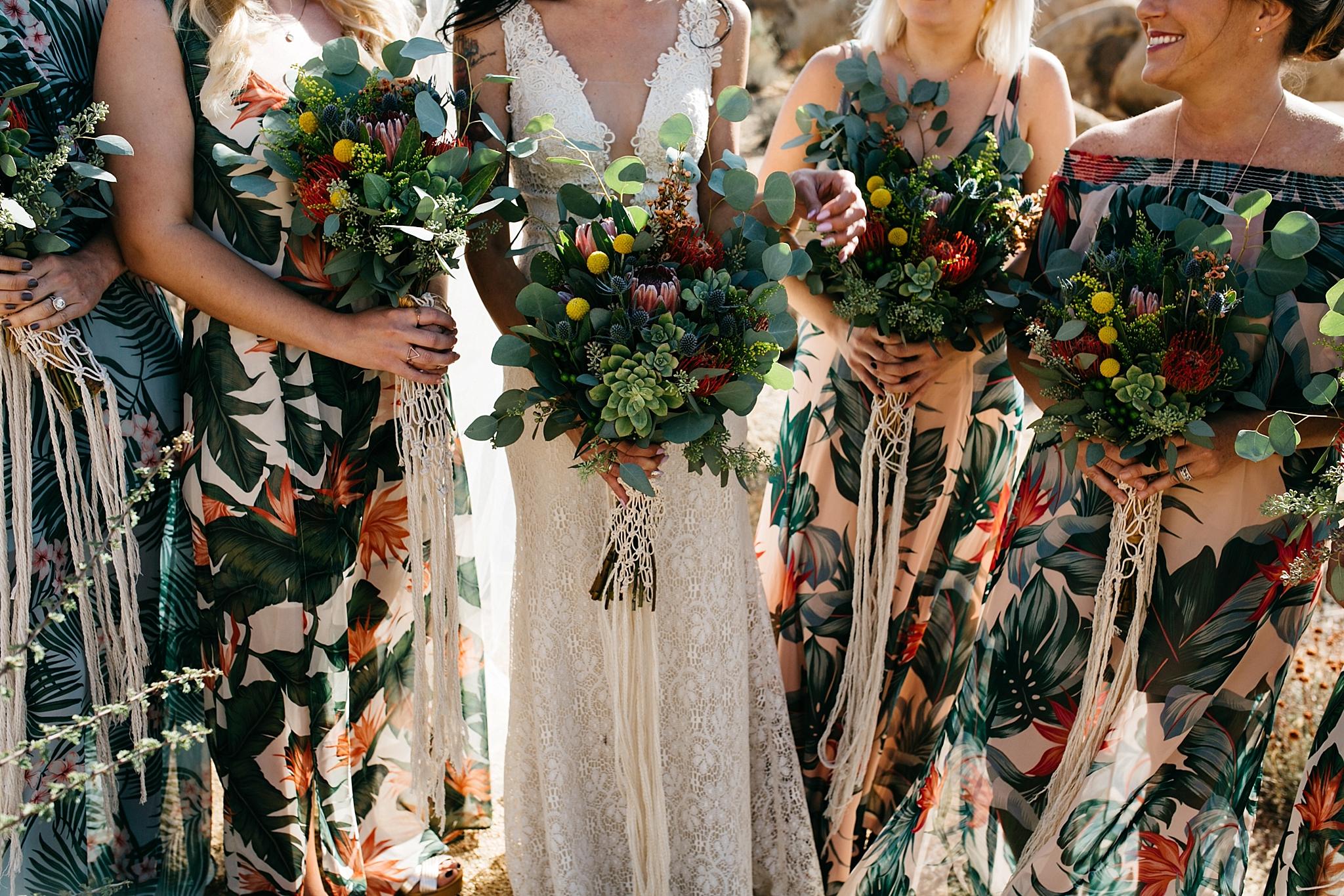 california desert wedding // joshua tree wedding photographer // Palm Springs wedding photographer