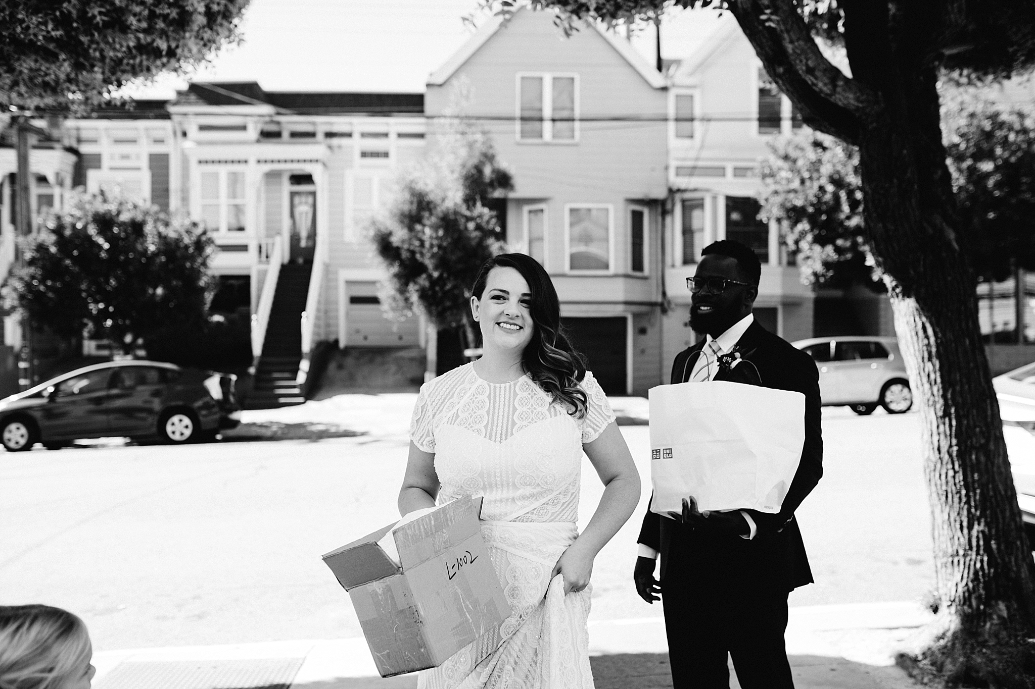 San Francisco intimate wedding photos // Unique sf Bay Area wedding photographers // fine art San Francisco Bay Area wedding photographer