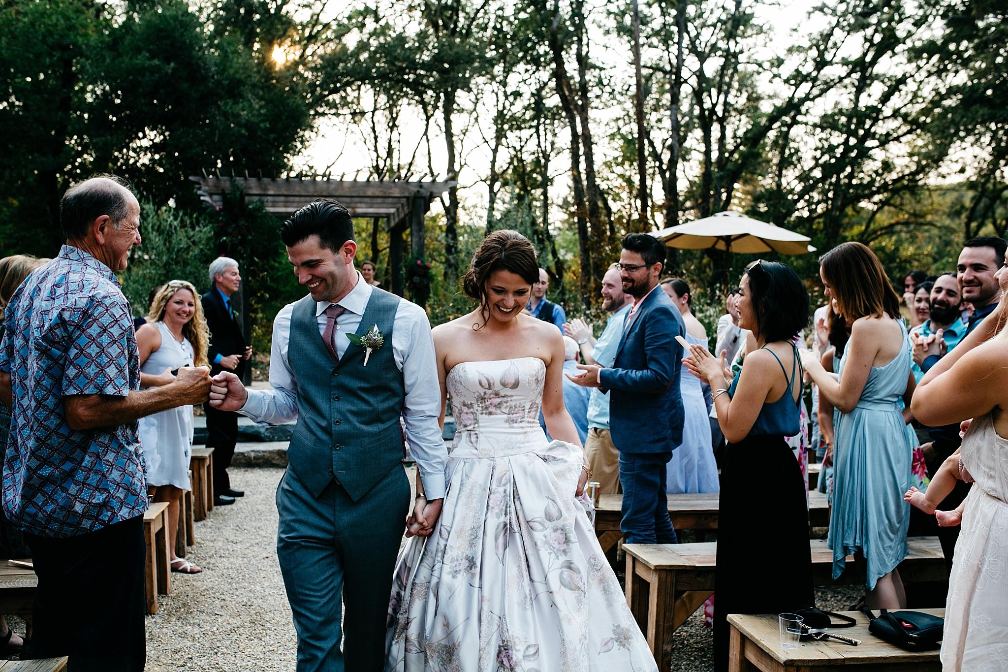 Northern California wedding photographer // Yokayo ranch wedding // SF Bay Area wedding photographer