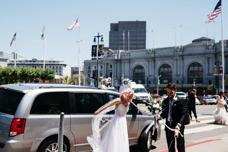 San Fransisco City Hall Elopement Photographer, SF City Hall, SF City Hall Elopement, San Fransisco Elopement Photographer, Elopement Photographer in CA, California Elopement Photographer