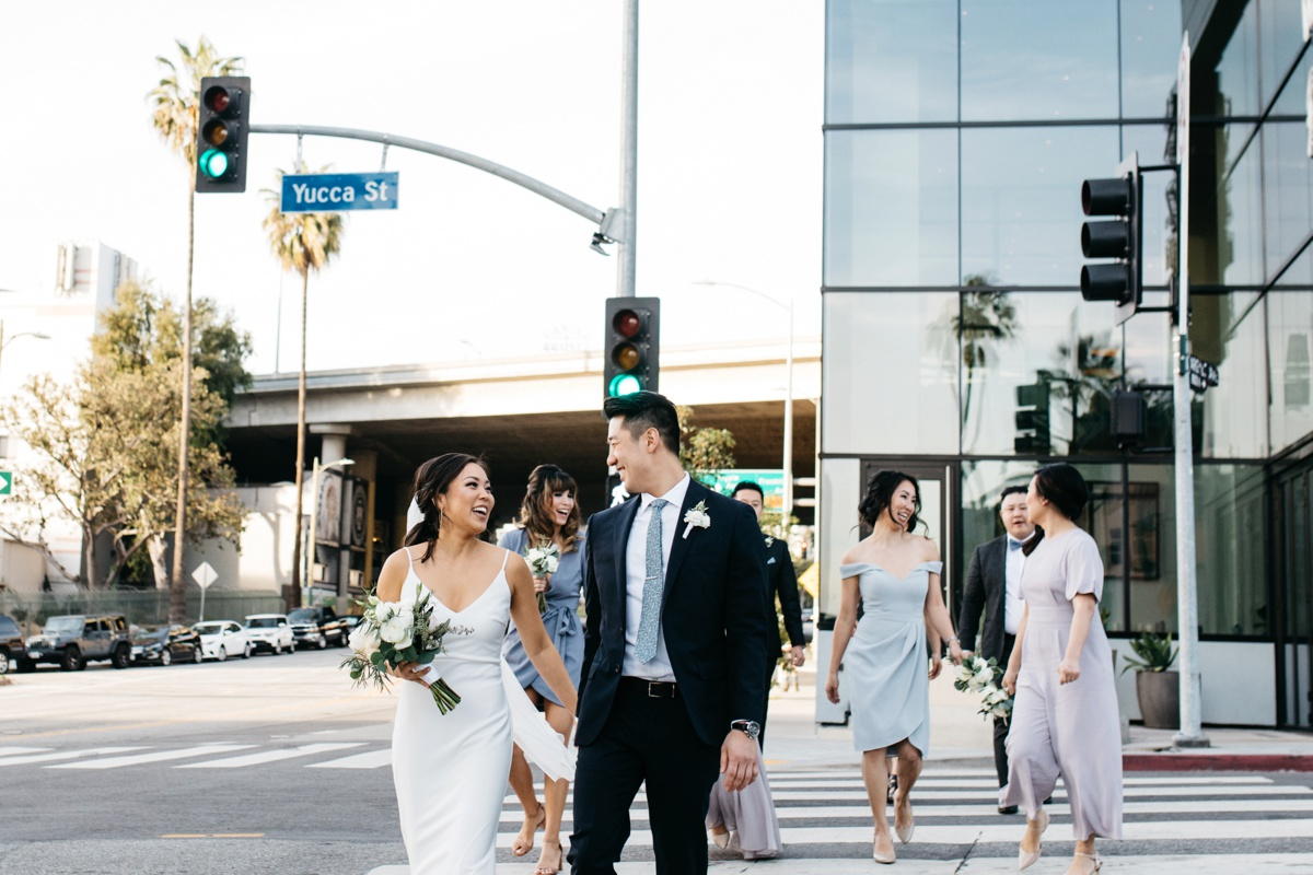 DTLA Wedding photographer, Los Angeles wedding photographer, California wedding photographer, destination wedding photographer, sf wedding photographer,  Madera Kitchen wedding photographer