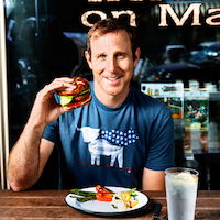 Ethan Brown,  Beyond Meat