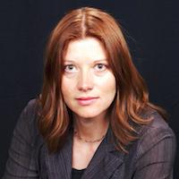 Darina Bockman,  Vegan Leaders in Corporate Management