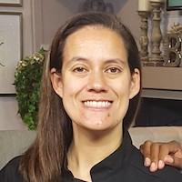 Elena Johnson,  L'Eau de Vie Organic Brasserie