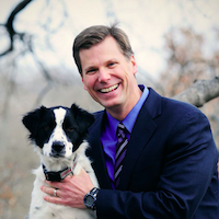 Chuck Laue,  Stray Dog Institute