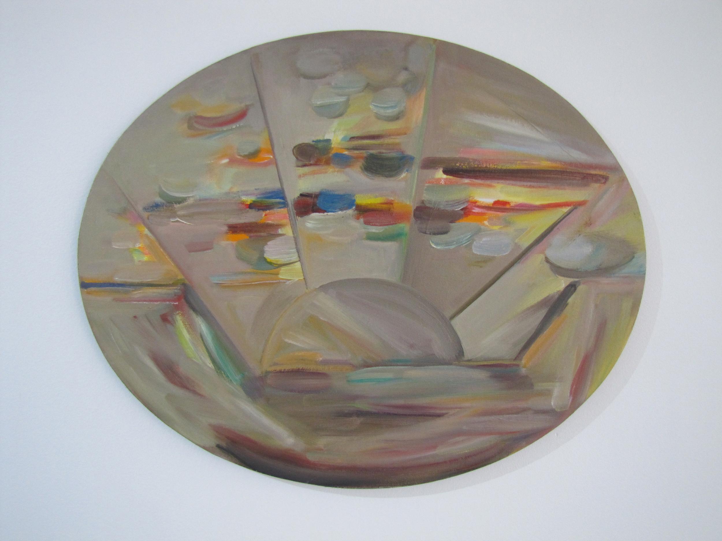 Sun trace II.  1981
