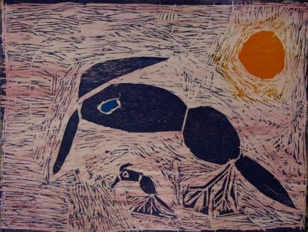 Peggy Jones, Julalikari Arts, Tennant Creek