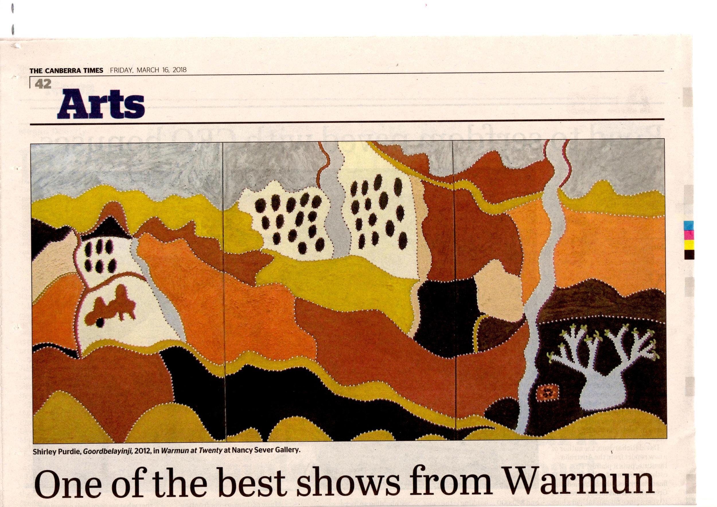 NSG.Warmun exhibition CT Review 16March2018p.1.jpg