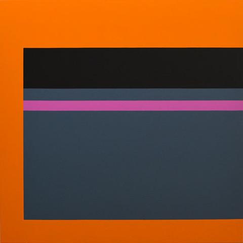 Untitled 4, acrylic on canvas, 180 x 180cm $5,200
