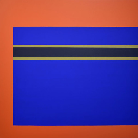 Untitled 6, acrylic on canvas, 180 x 180cm $5,200