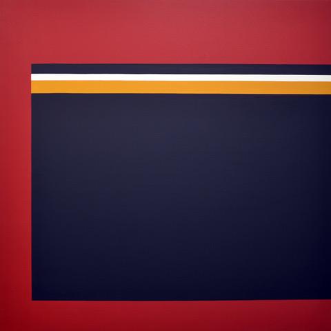 Untitled 5, acrylic on canvas, 180 x 180cm $5,200