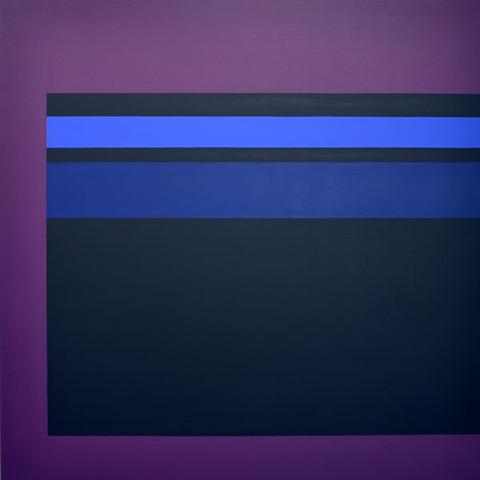 Untitled 8, acrylic on canvas, 180 x 180cm $5,200
