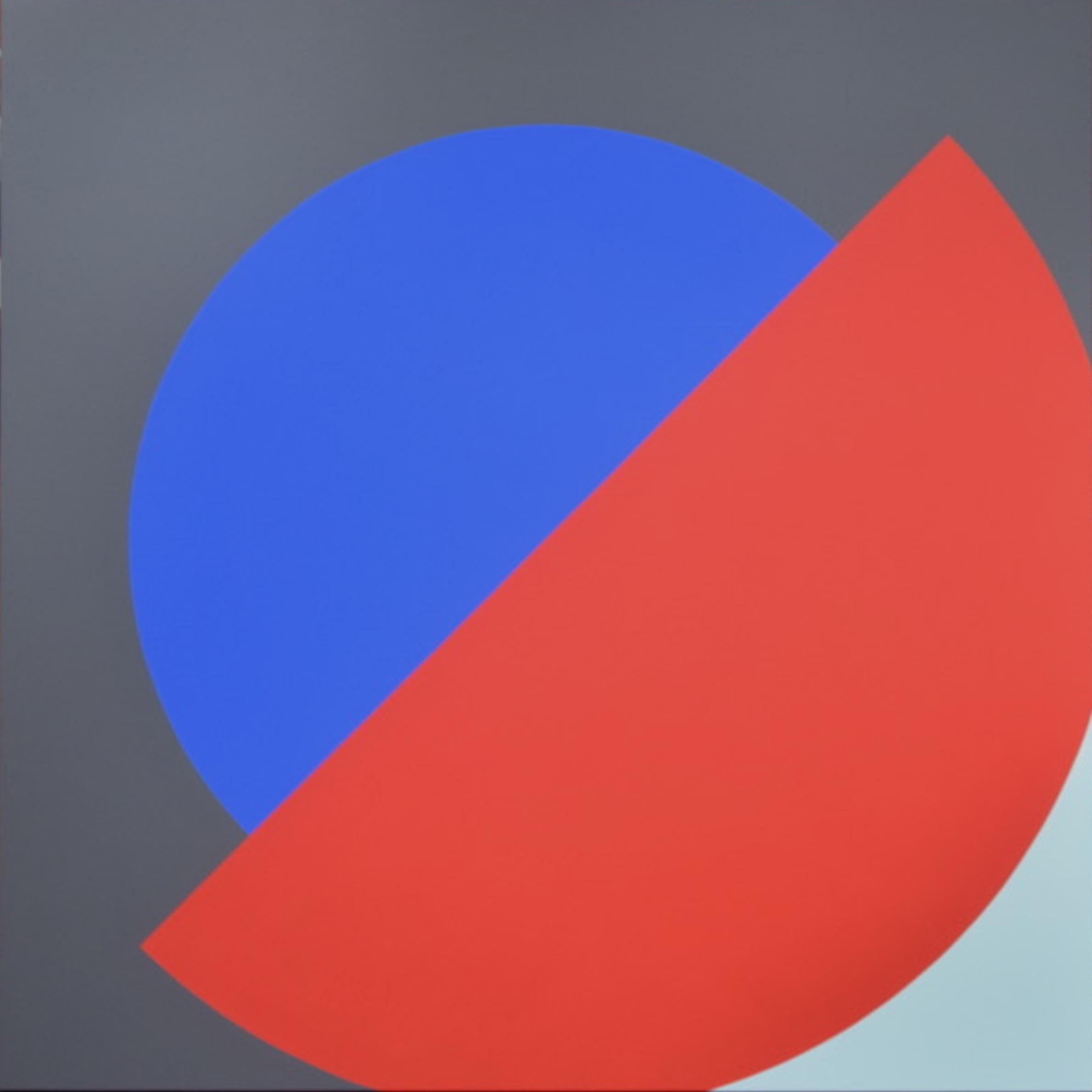Untitled 3. 2018. Acrylic on canvas. 137 x 137 cm $3,700