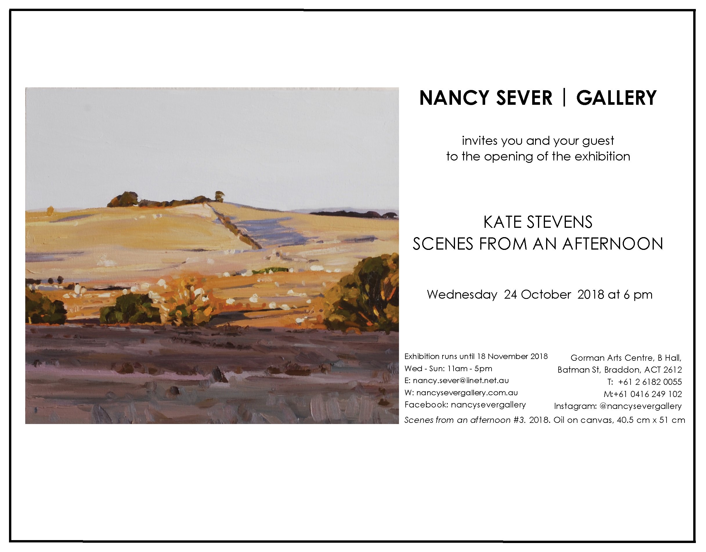 NSG. Kate Stevens exhibition. Email invitation.jpg