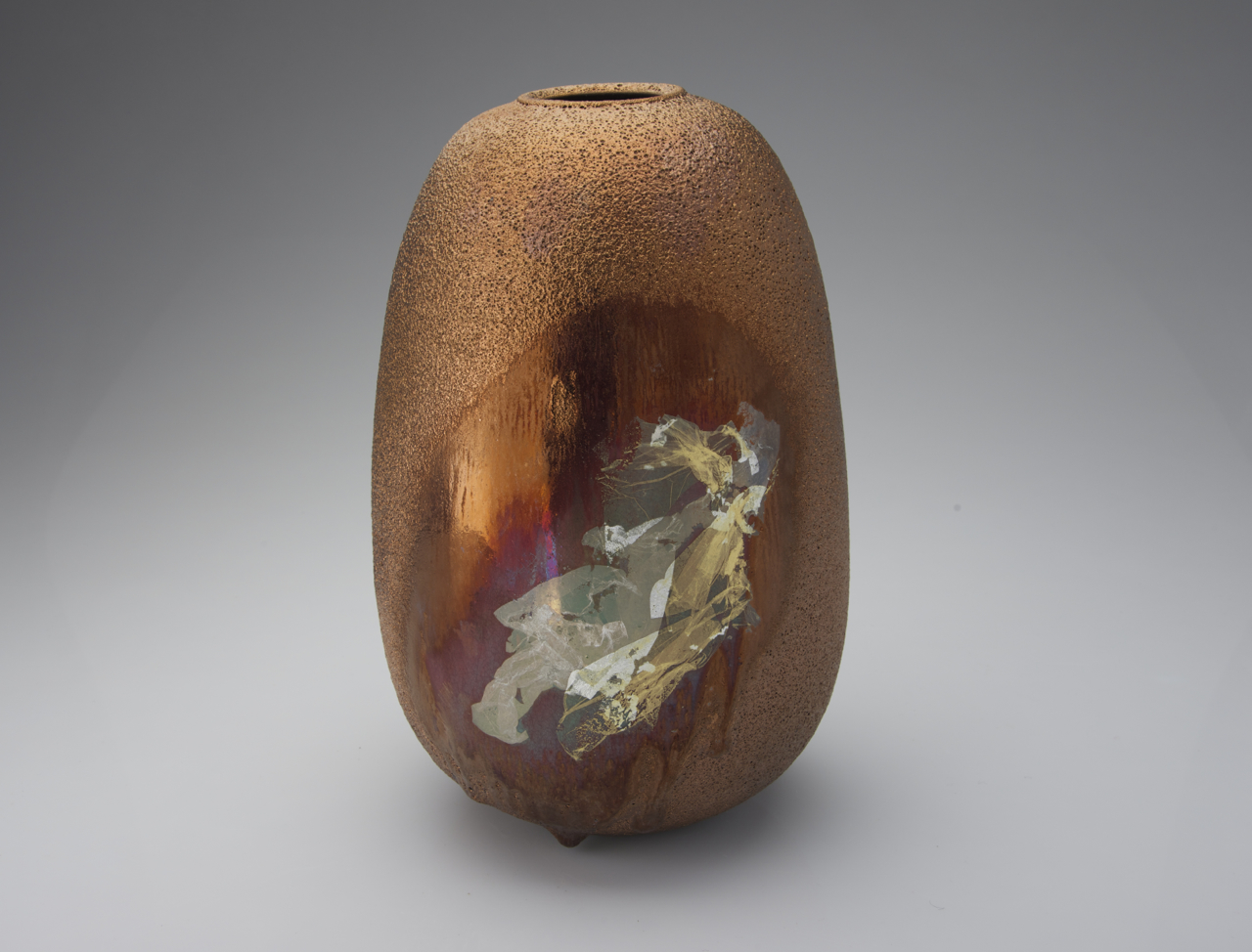 8. Parched Earth series, 290 mm H x 180 mm D, $1,600