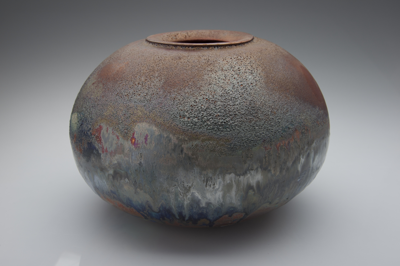 11. Parched Earth series, 180 mm H x 270 mm D $1,200