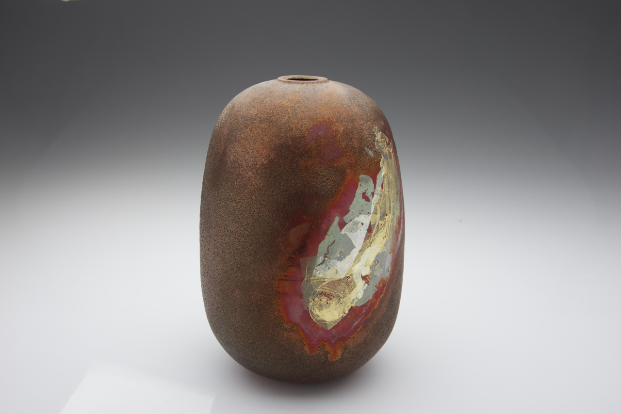 26. Parched Earth series, 190 mm H x 125 mm D. $480 SOLD