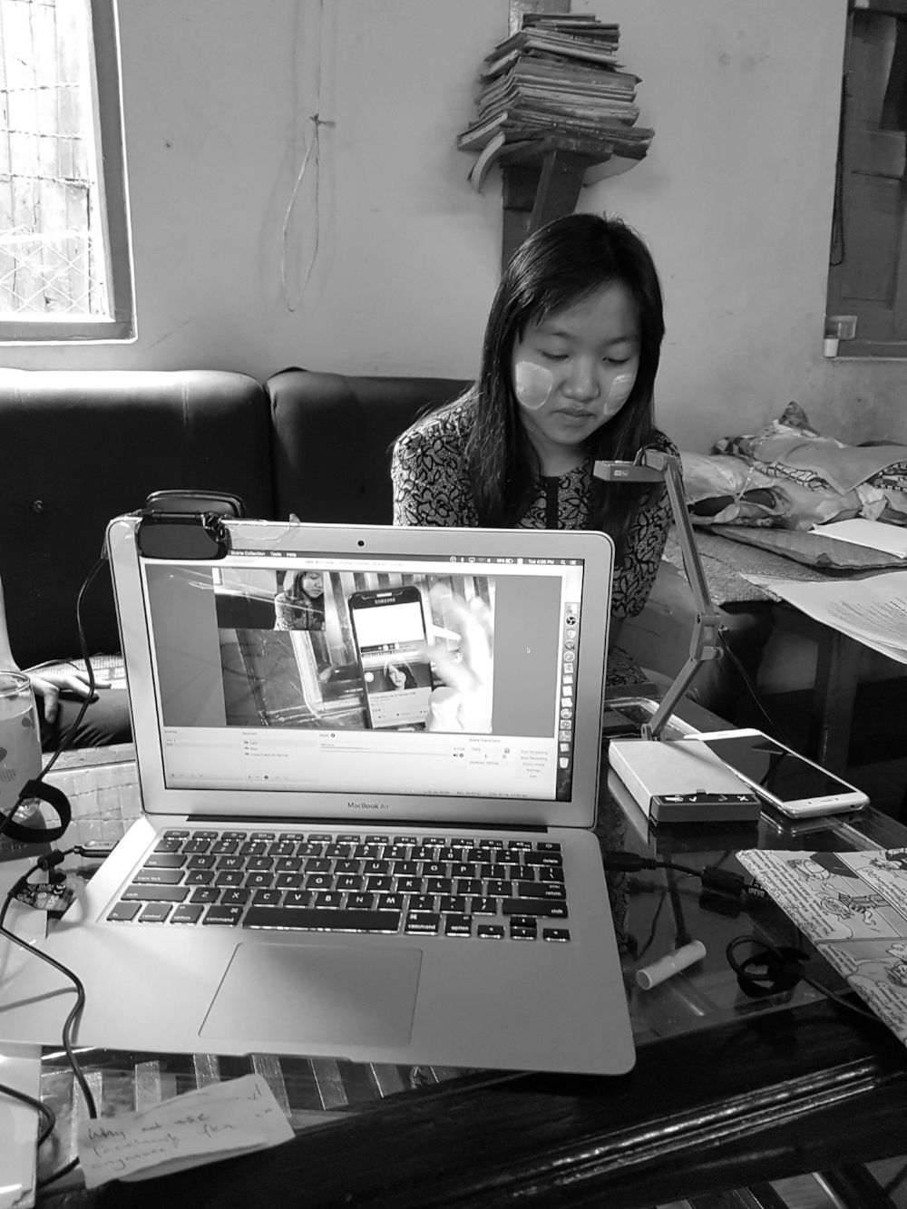 UX Research - Myanmar