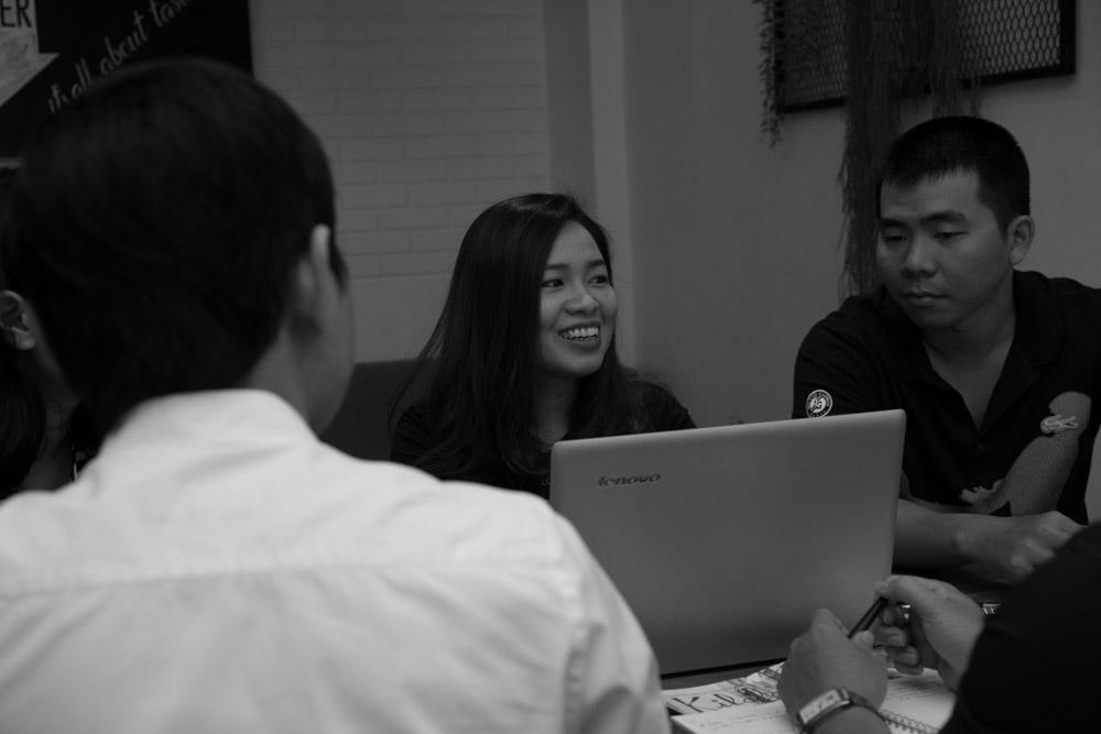 InsightAsia Brainstorm Session - Vietnam
