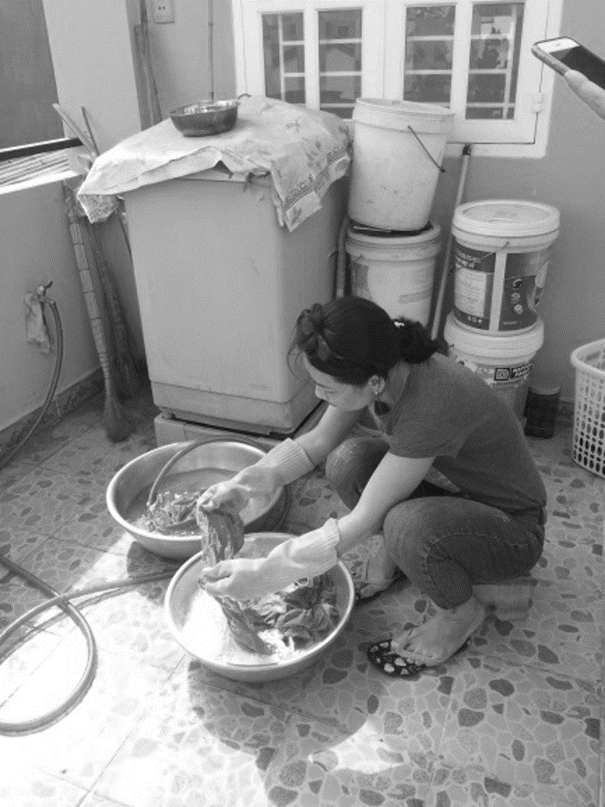 In-home Laundry & Detergent usage observations - Vietnam