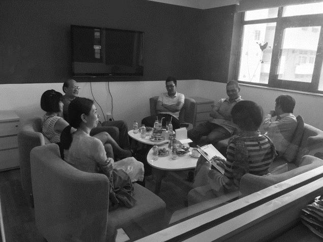 Focus Group Discussion - HCMC, Vietnam
