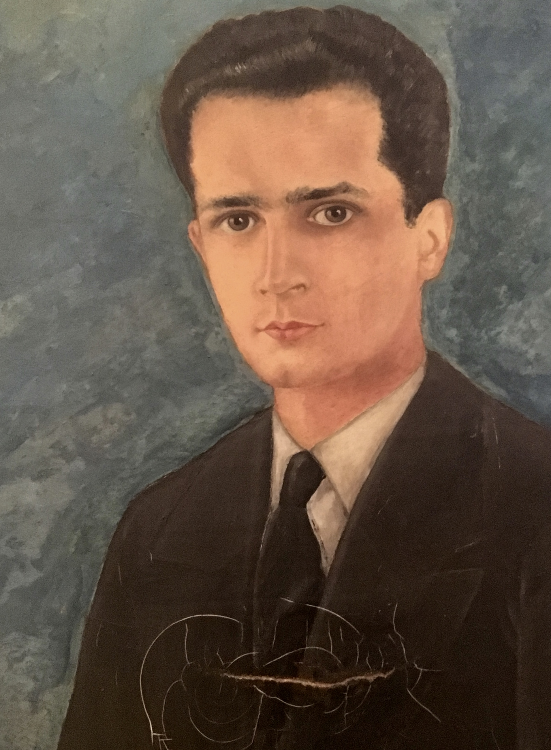 Agustin Olmedo