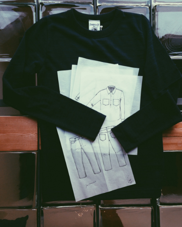 Template Drawings for Clothing for AB Fits Website launching July 2014