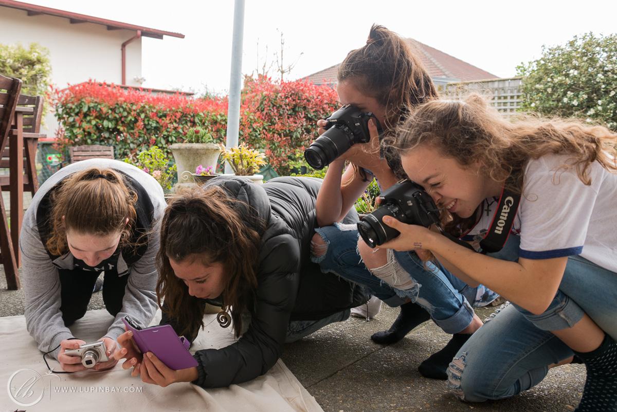 LupinBay Kids Photography Workshop