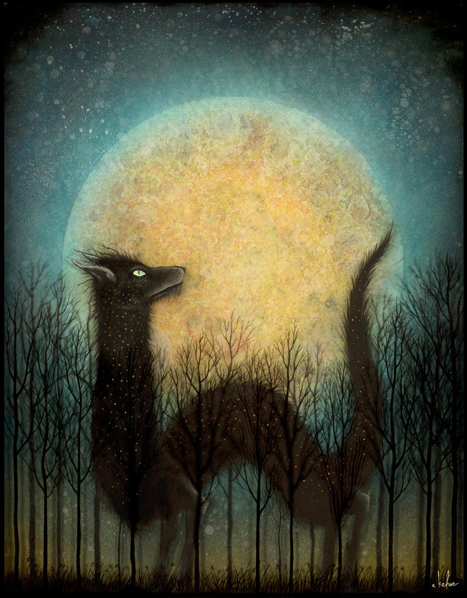 Feral Moon Rising