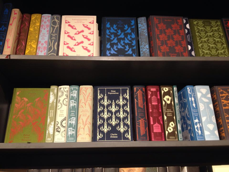 The most gorgeous books in the world.