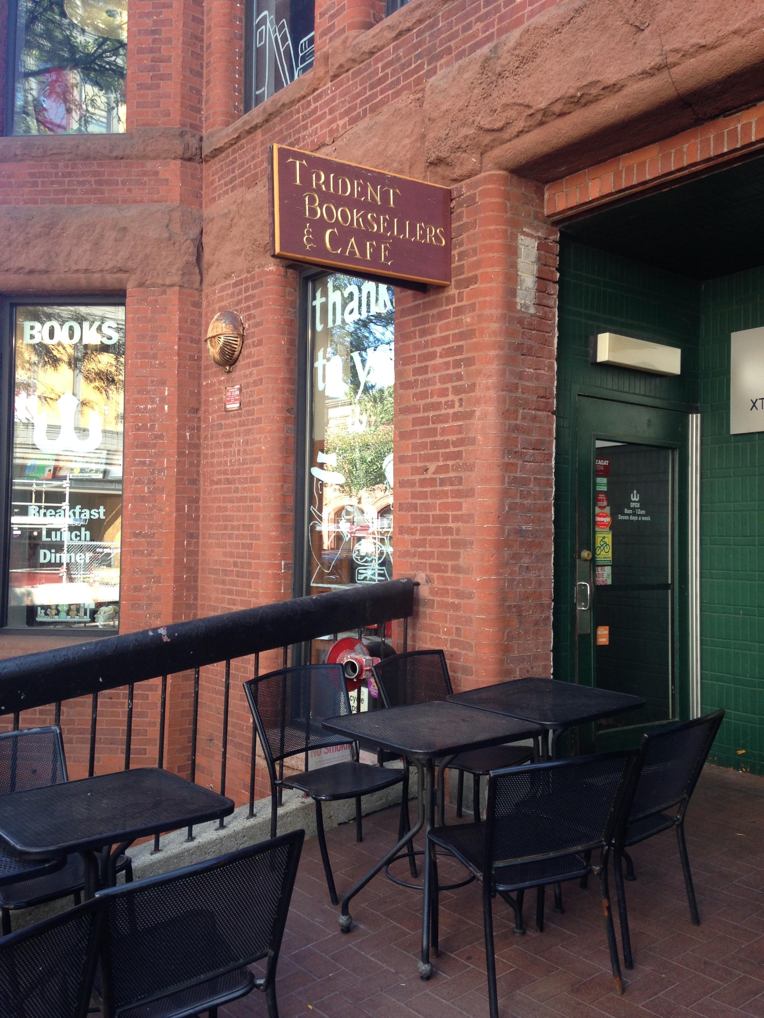 Trident Bookstore and Café