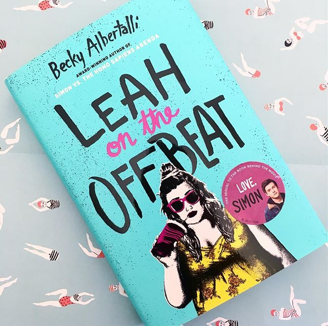 Yesss for amazing bookpost! I can't wait to start reading Leah on the Offbeat! I LOVE this universe and I'm so excited to dive back in! Anyone else excited?? 🙌🏻🙌🏻🙌🏻 #bookstagram #book #books #leahontheoffbeat #lovesimon #reading #ya #booknerd #bookworm #instabook #bibliophile