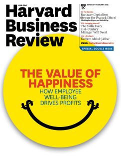 Het staat in de Harvard Business Review dus is het waar!