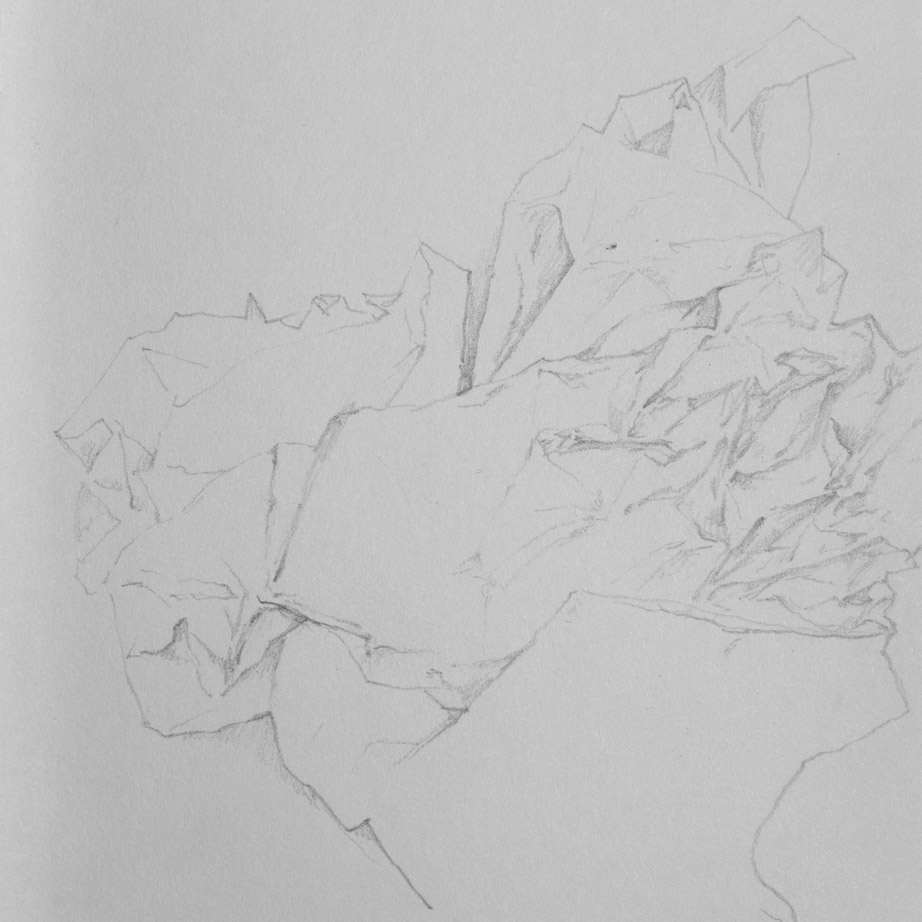 2014 - Tea Break Drawings