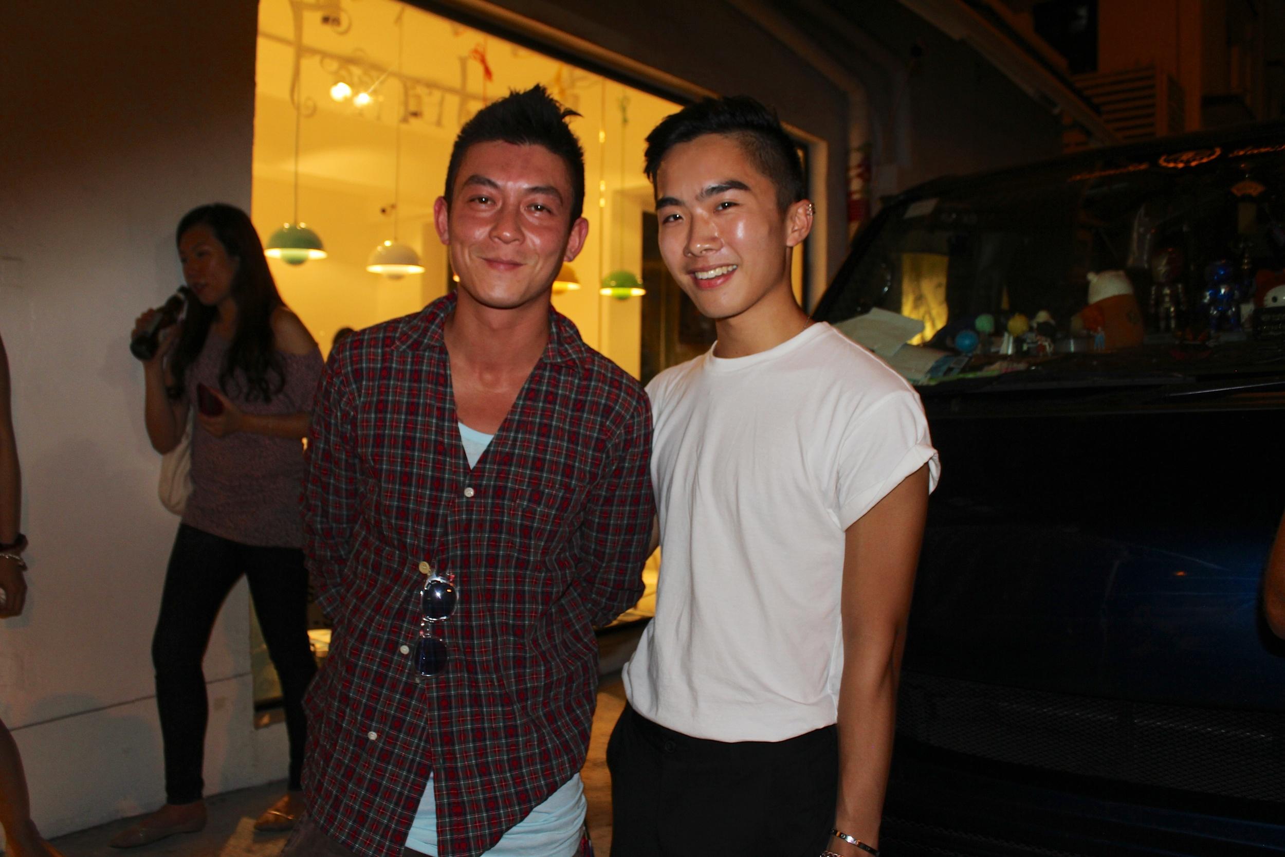 Edison Chen , co-founder of CLOT