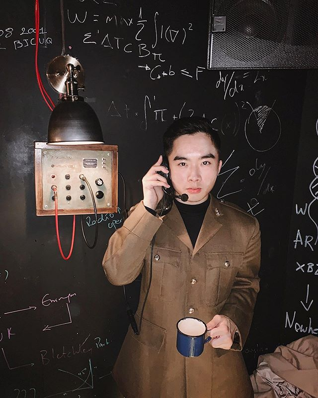 2019: 15/9 Ring, ring 📞 it's lieutenant charmer calling to solve our mission together. Agents, are you ready? Had the best night @thebletchley immersive WW2 cocktail bar, which takes its name from Bletchley Park - the central site for British codebreakers during World War II. Intrigued? The experience also comes with a crossword puzzle which you can earn an extra prize if you get them all. Bring your friends, or rather choose your fellow agents wisely 😉