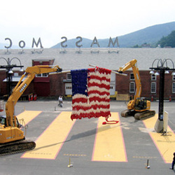 Dave Cole: The Knitting Machine and Other Work  Mass MoCA  June 1 -- December 31, 2005
