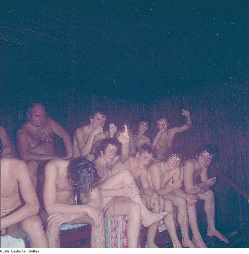 Schwitzen in der Sauna: Körpereigene Klimaanlage funktioniert hier nicht.