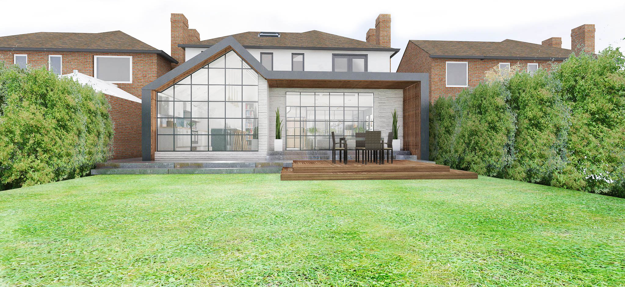 Proposed Project Renders -