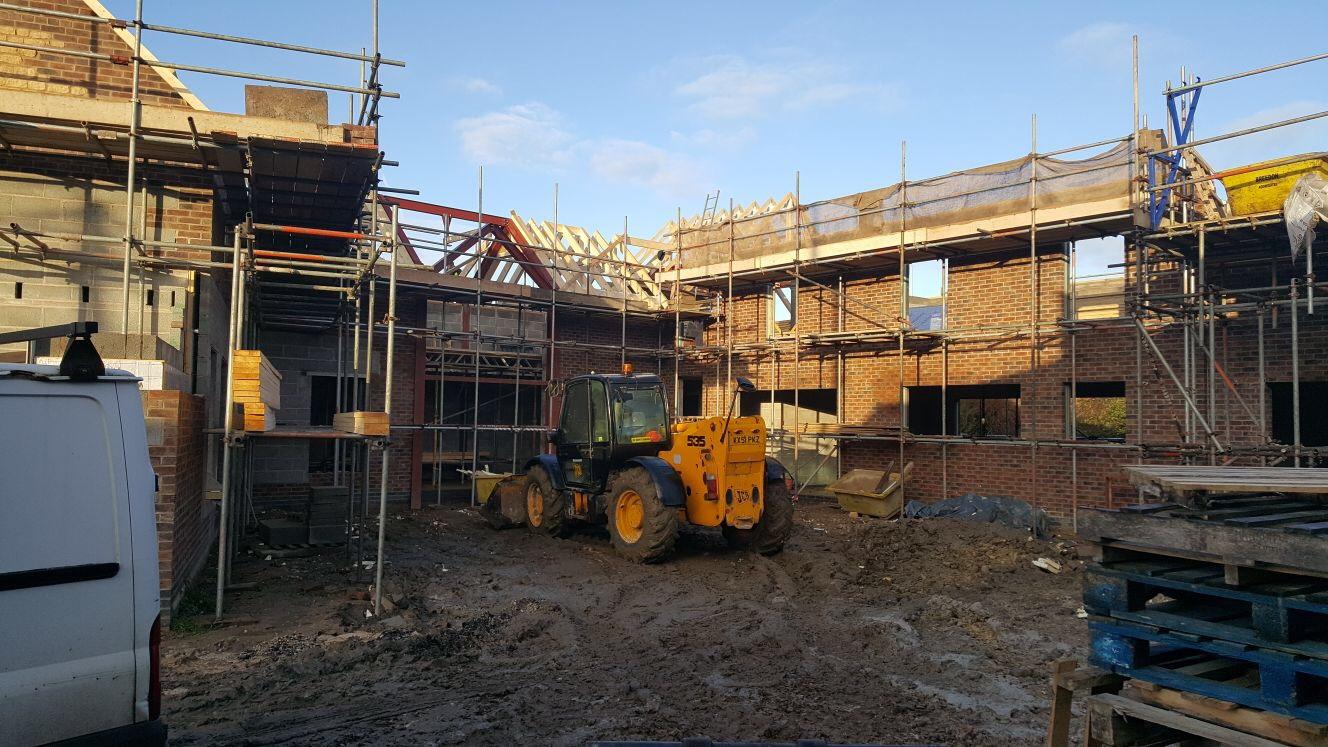 Construction Photos -