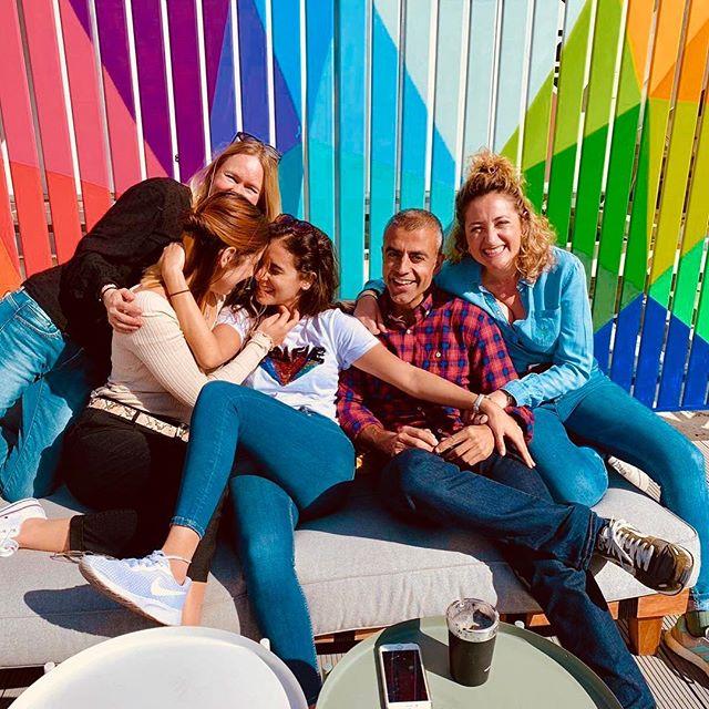 Parte del equipo de cuentas por la oficina de #Madrid mejorando habilidades en una enriquecedora sesión para la gestión de equipos y proyectos  con el súper TEAM de The Jump. 🙌🏼🙌🏼🙌🏼 #LEDF #LaEscaleraDeFumío ❤️ ——————————— #MODOON 💪🏻