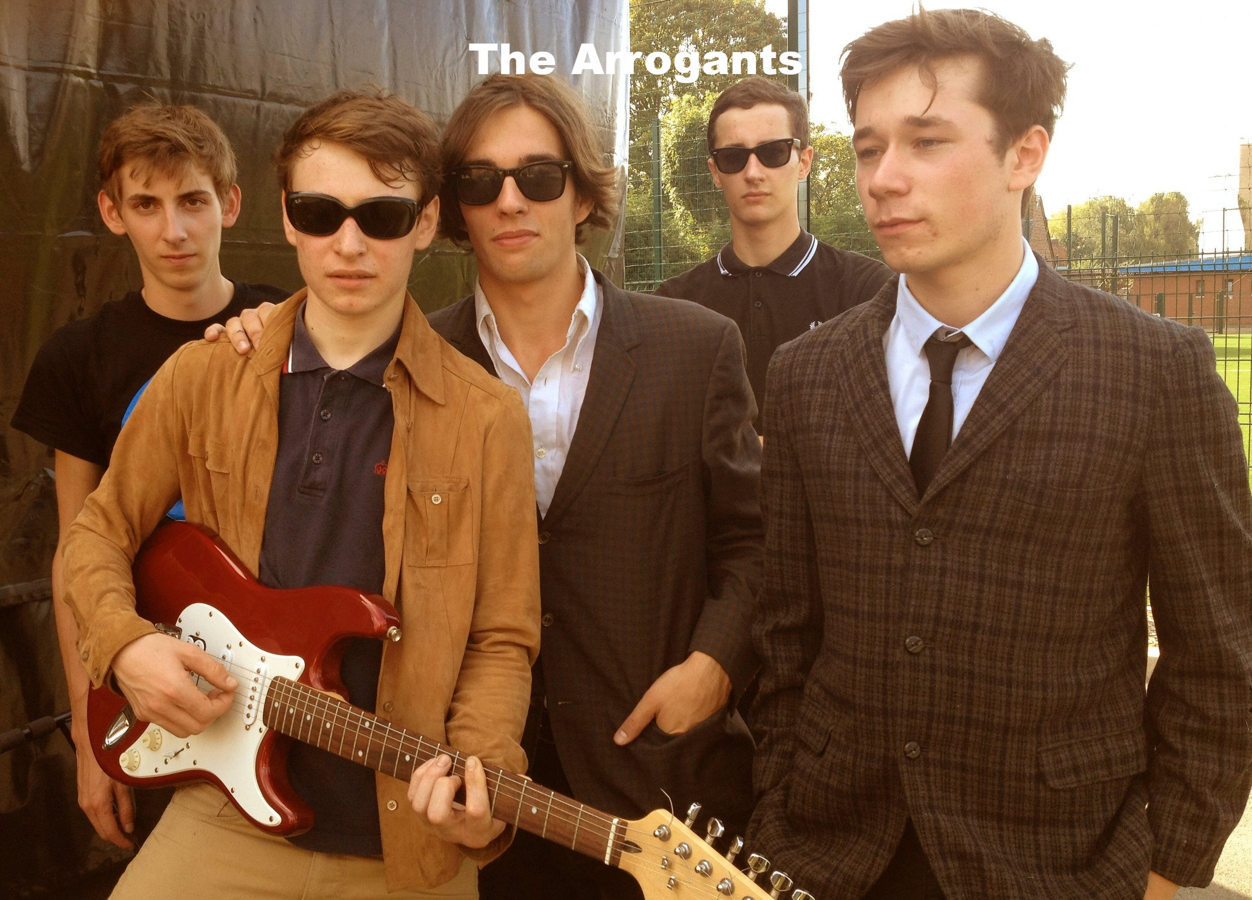 The Arrogants