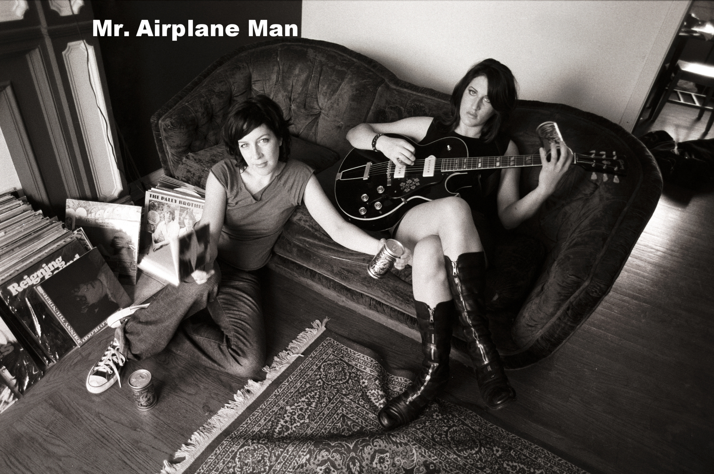 Mr. Airplane Man