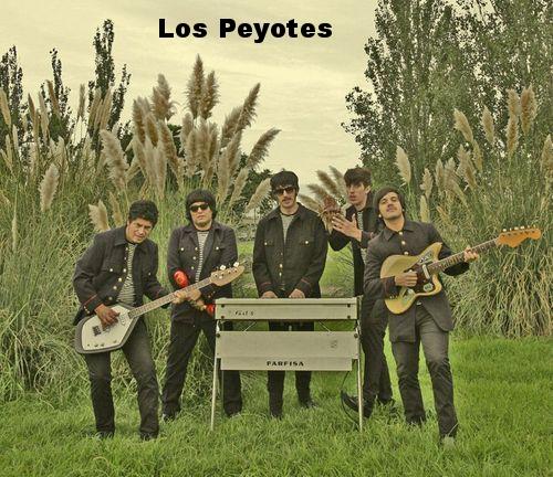 Los Peyotes